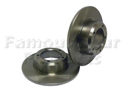 Picture of FF006968 - Brake Discs