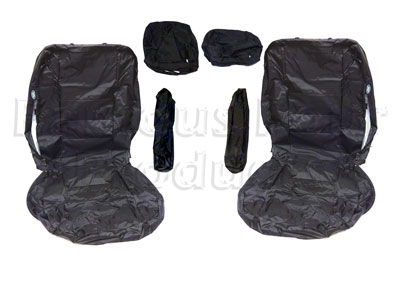 Front Waterproof Seat Covers
