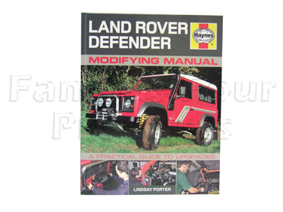 Land Rover Defender Modifying Manual -  -