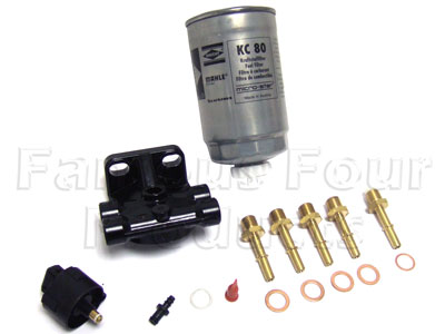 Fuel Filter Housing Assembly -  -