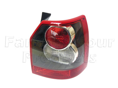 Picture of FF007027 - Rear Light Assembly