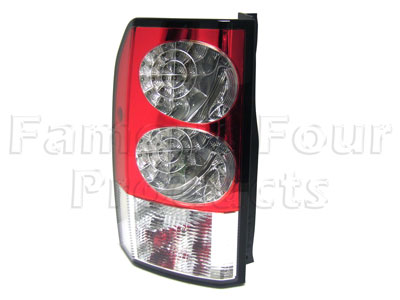 Rear Body Light Cluster Assy