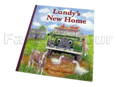 Landys New Home - Childrens Story Book