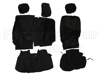 Tailored Waterproof Centre Row Seat Covers