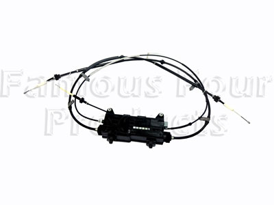 Handbrake Module Unit with Cables -  -