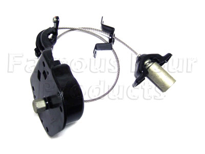 Picture of FF007134 - Spare Wheel Winch
