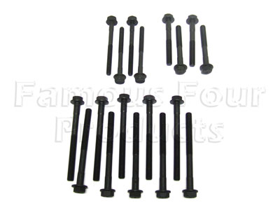 Picture of FF007158 - Cylinder Head Bolt kit