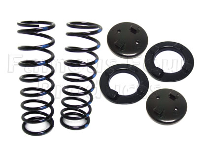 Rear Helper Spring Kit