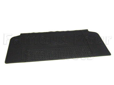 Rear Floor Mat