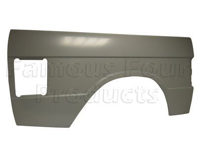 Rear Outer Wing - 2 Door