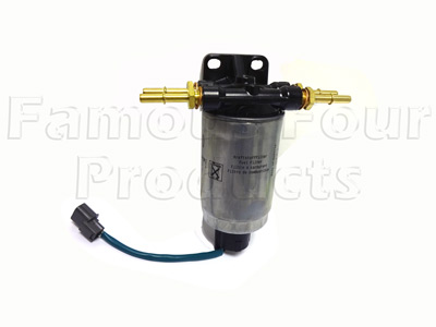 Fuel Filter Housing Assembly
