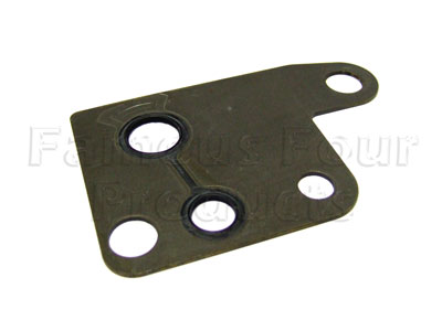 FF007284 - Gasket - Vacuum Pump - Land Rover 90/110 and Defender