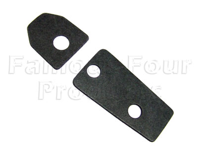 Gasket Kit - Windscreen Hinge -  -