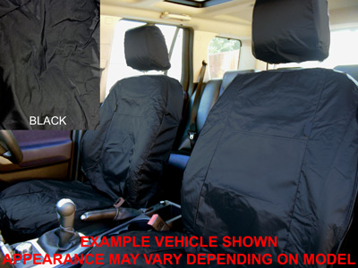 Picture of FF007333 - Front Seat Covers