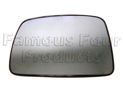 Picture of FF007335 - Mirror Glass - Blue -  Convex