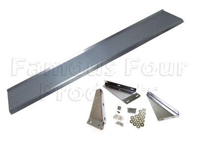 Picture of FF007340 - Exterior Sun Visor Kit - Metal