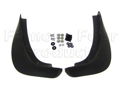 Picture of FF007348 - Mudflap Kit