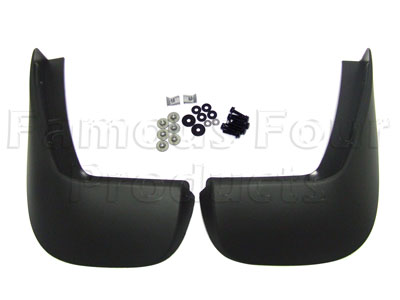 Picture of FF007349 - Mudflap Kit