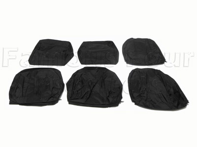 Picture of FF007362 - FRONT Waterproof Seat Covers