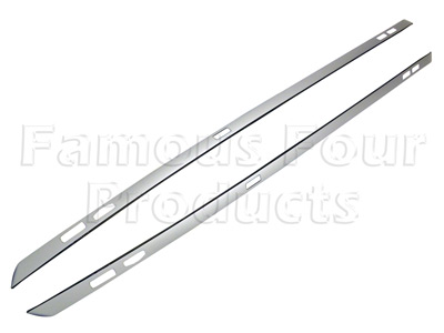 Picture of FF007366 - Finisher Kit for Roof Rails