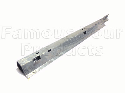 Rear Body Side Top Capping - Galvanised -  -