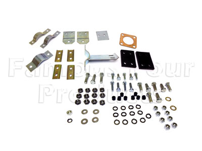Picture of FF007425 - Full Exhaust Fitting Kit
