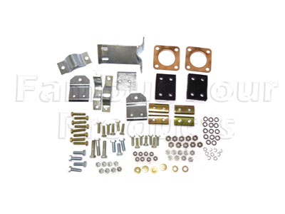 Picture of FF007426 - Full Exhaust Fitting Kit