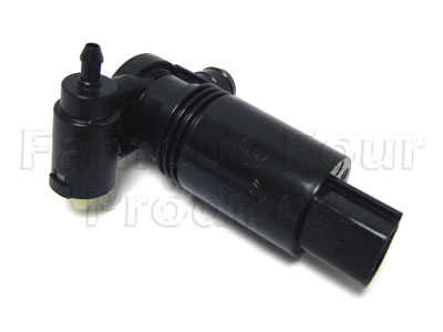 FF007429 - Pump - Rear Window Washer - Range Rover L322 (Third Generation) up to 2009 MY