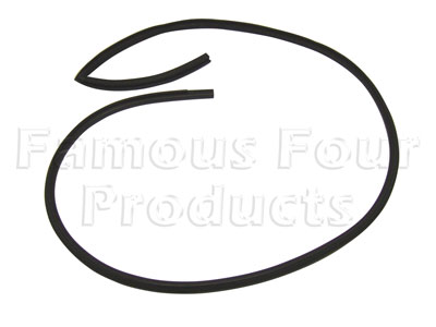 FF007437 - Seal - Hardtop Side to Roof - Land Rover Series IIA/III