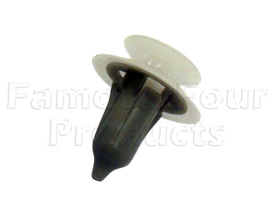 Trim Fixing Clip for Rear Bumper Finisher
