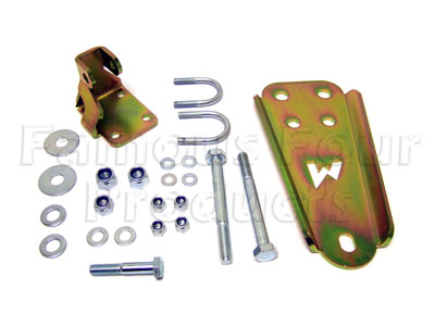 Picture of FF007462 - Steering Damper Relocation Kit