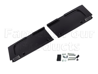 Roof Mounted Parcel Shelf Kit
