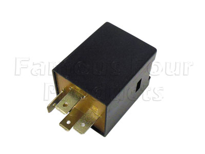 Flasher Relay for use with LED Lights -  -