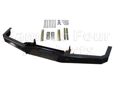 Picture of FF007477 - Winch Bumper - Front
