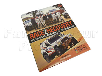 Picture of FF007518 - Race2Recovery Book
