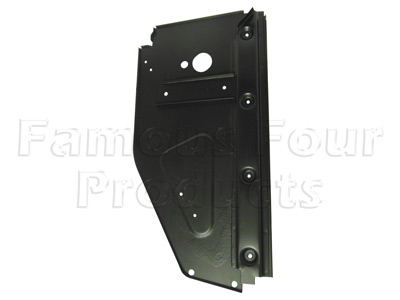 Bulkhead Footwell Outer Vertical End Panel