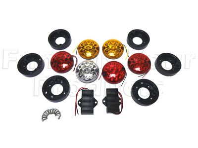 Picture of FF007547 - LED NAS-Spec Rear Light Kit