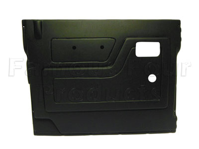Picture of FF007553 - Front Door Card - Interior - Black
