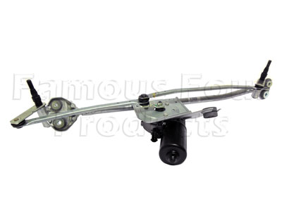 Picture of FF007571 - Front Wiper Motor