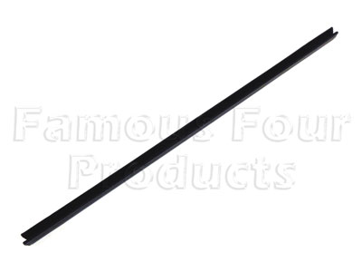 Picture of FF007621 - Rear Side Door Sliding Window Channel - Top Horizontal