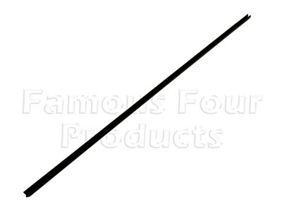 Picture of FF007626 - Rear Side Door Sliding Window Channel - Front Vertical