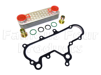 Picture of FF007657 - Oil Cooler Repair Kit- Engine