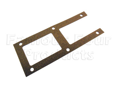 Gasket - Clutch Pedal Box to Bulkhead -  -