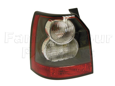 Picture of FF007672 - Rear Light Assembly