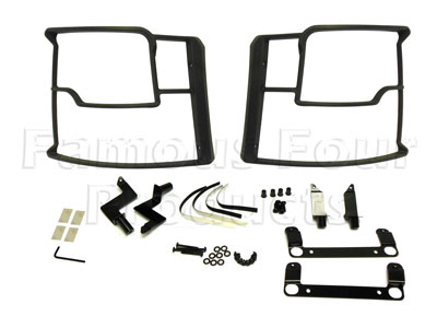 Picture of FF007718 - Rear Lamp Guard Kit