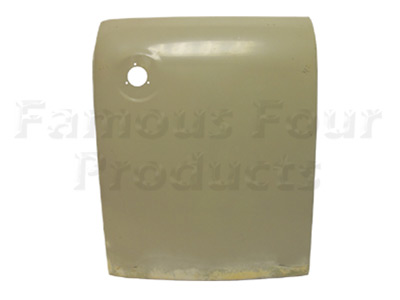 FF007774 - Front of Front Wing Panel - Land Rover Series IIA/III