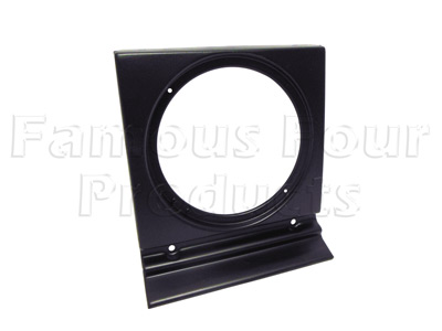 Headlight Trim Surround - Metal