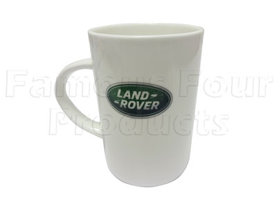 FF007790 - Mug - Land Rover Corporate - Boxed - Land Rover Series IIA/III
