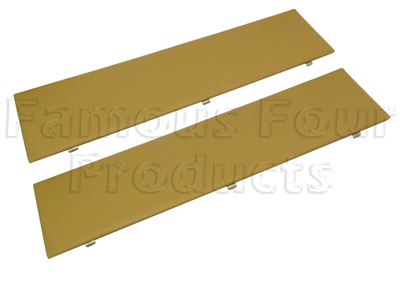 Door Trim Panel Lower - Pair -  -