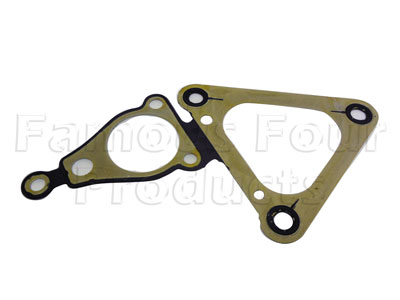 FF007823 - Gasket - Front Cover to Block - Land Rover 90/110 and Defender
